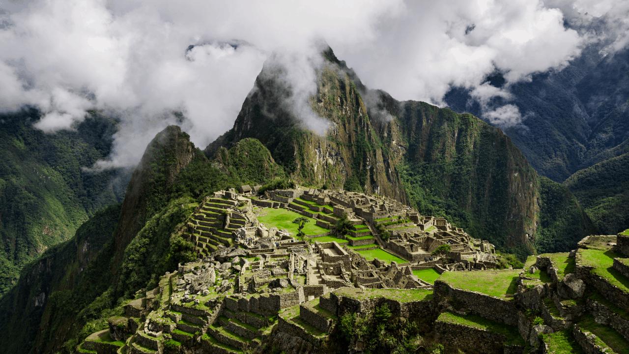 Die sieben Bewusstseinstufen der Inka-Tradition