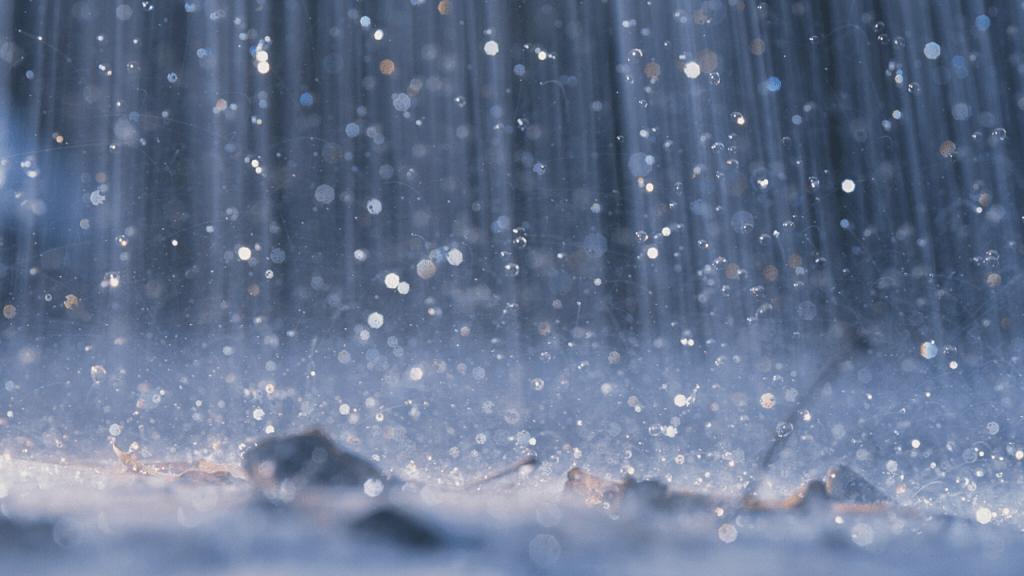 was wenn es Vier Tage durchregnet?
