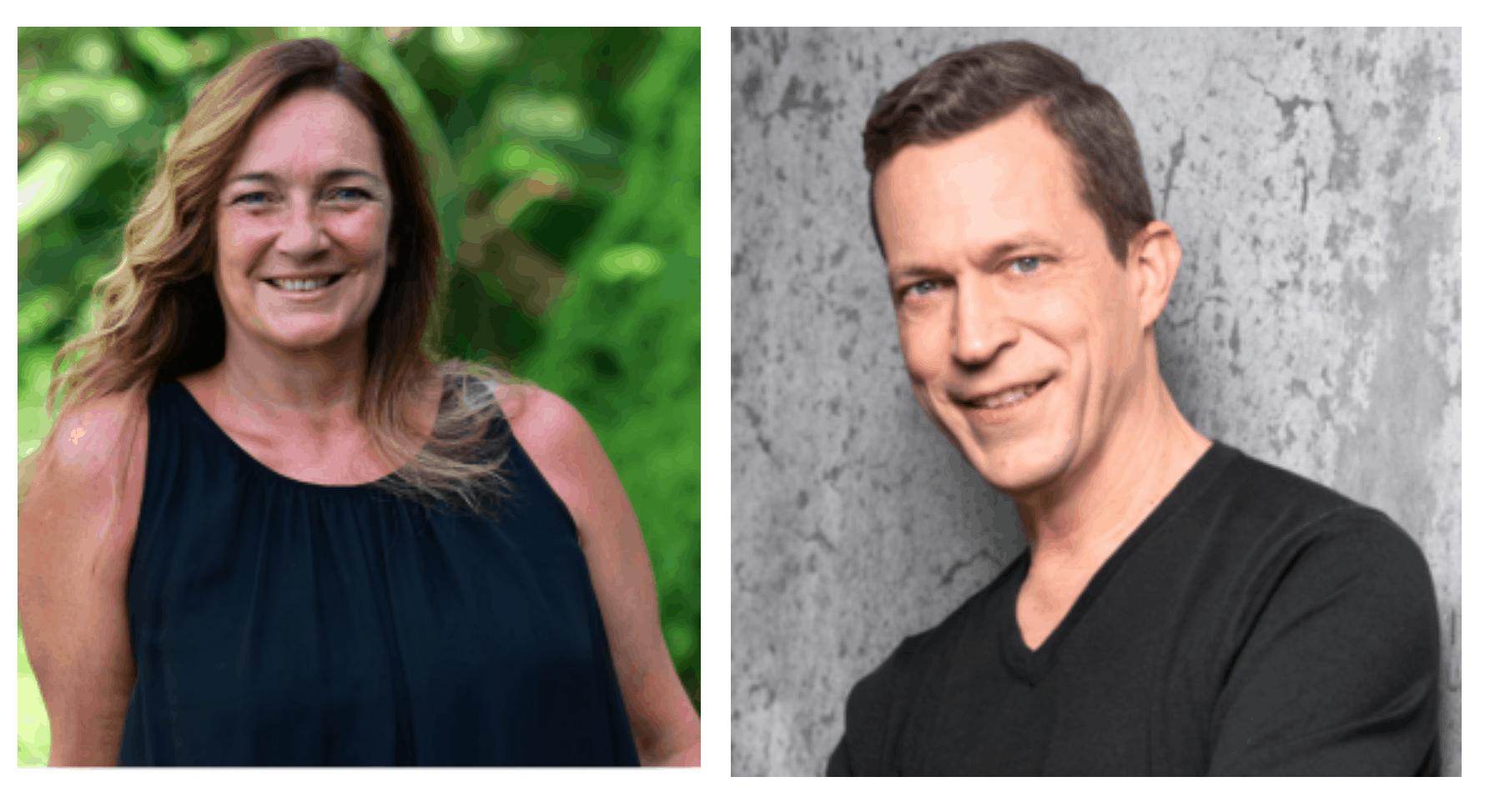 Mia Brummer und Markus Zielke